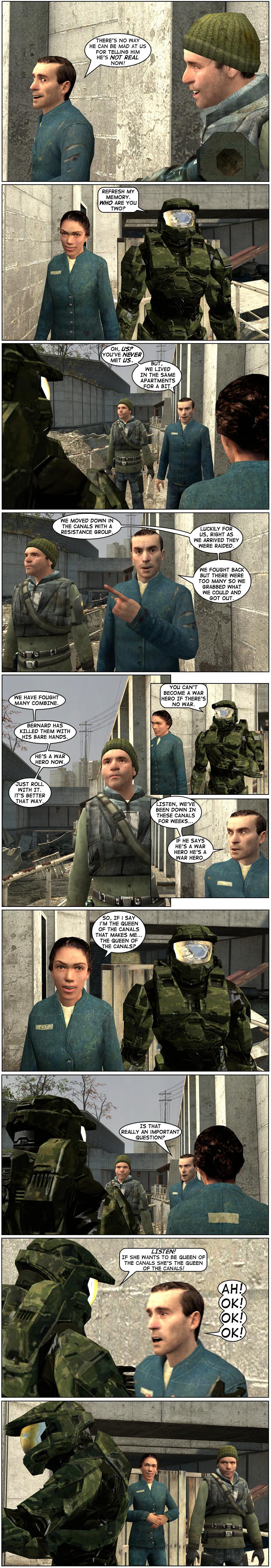 Half-Spartan #11 Page 2