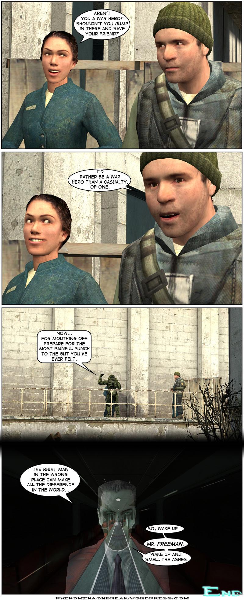 Half-Spartan #11 Page 3