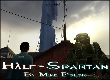Half-Spartan Banner