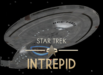 Star Trek Intrepid Banner