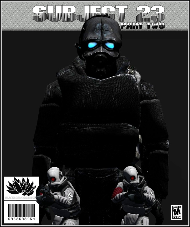 Subject 23 Part Two Cover