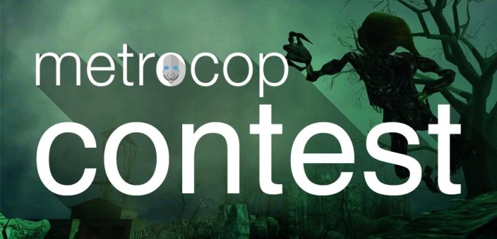 Metrocop Hallowe'en Contest