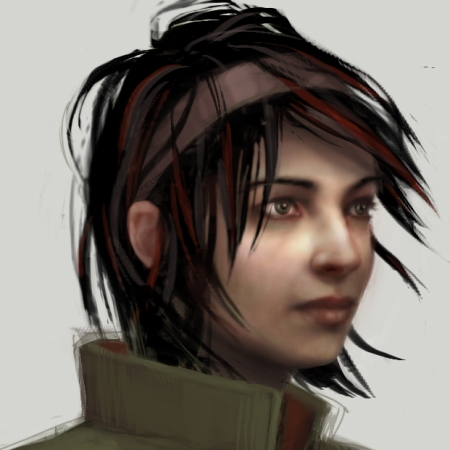 Alyx Concept Art (Featured Image)
