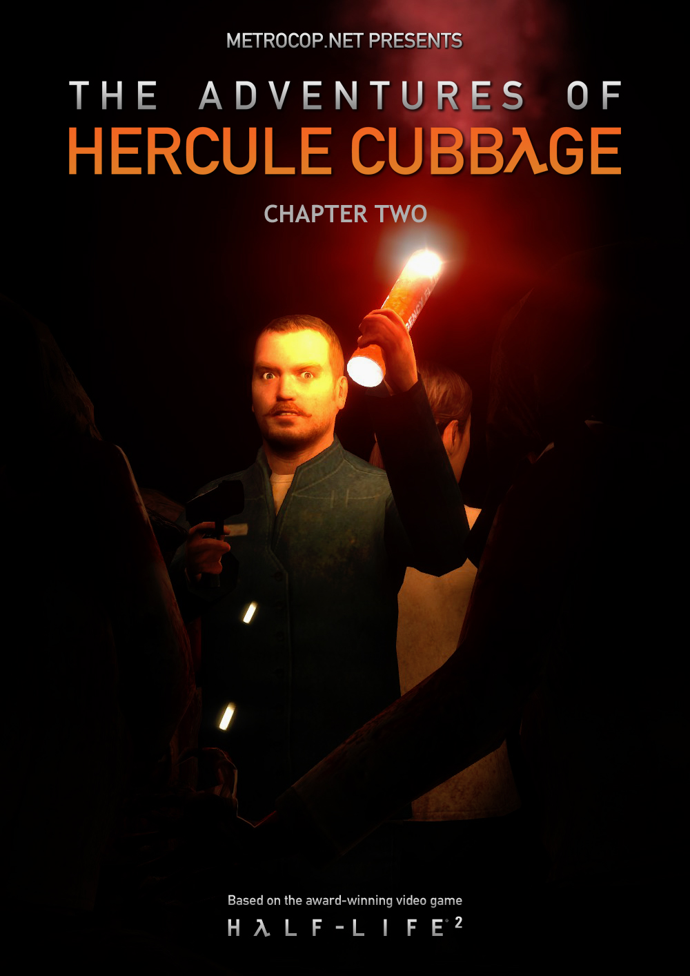The Adventures of Hercule Cubbage Chapter 2 Cover