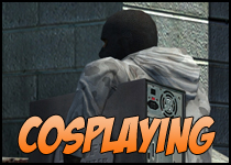 Cosplaying