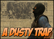 A Dusty Trap