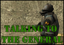 Talking to the General