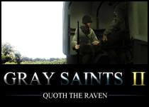 Gray Saints II: Quoth the Raven