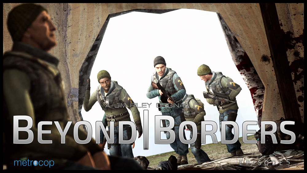 Beyond Borders Episode V Cover Page