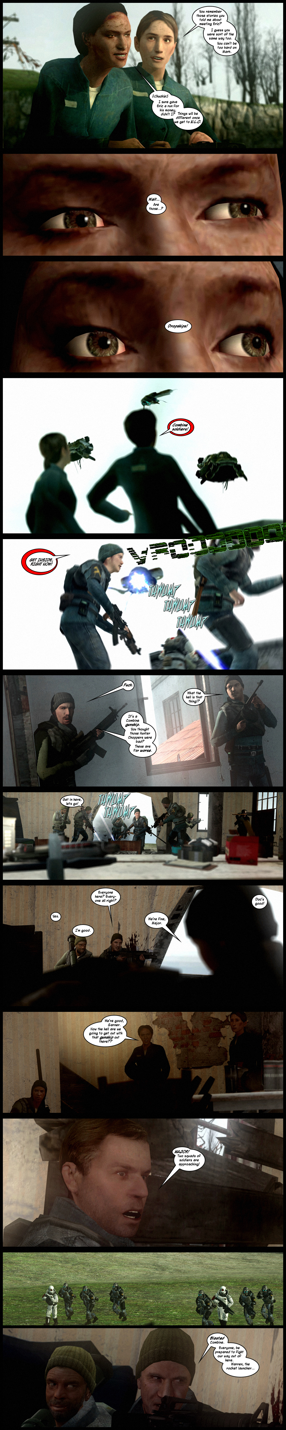 Beyond Borders Episode V Page 8