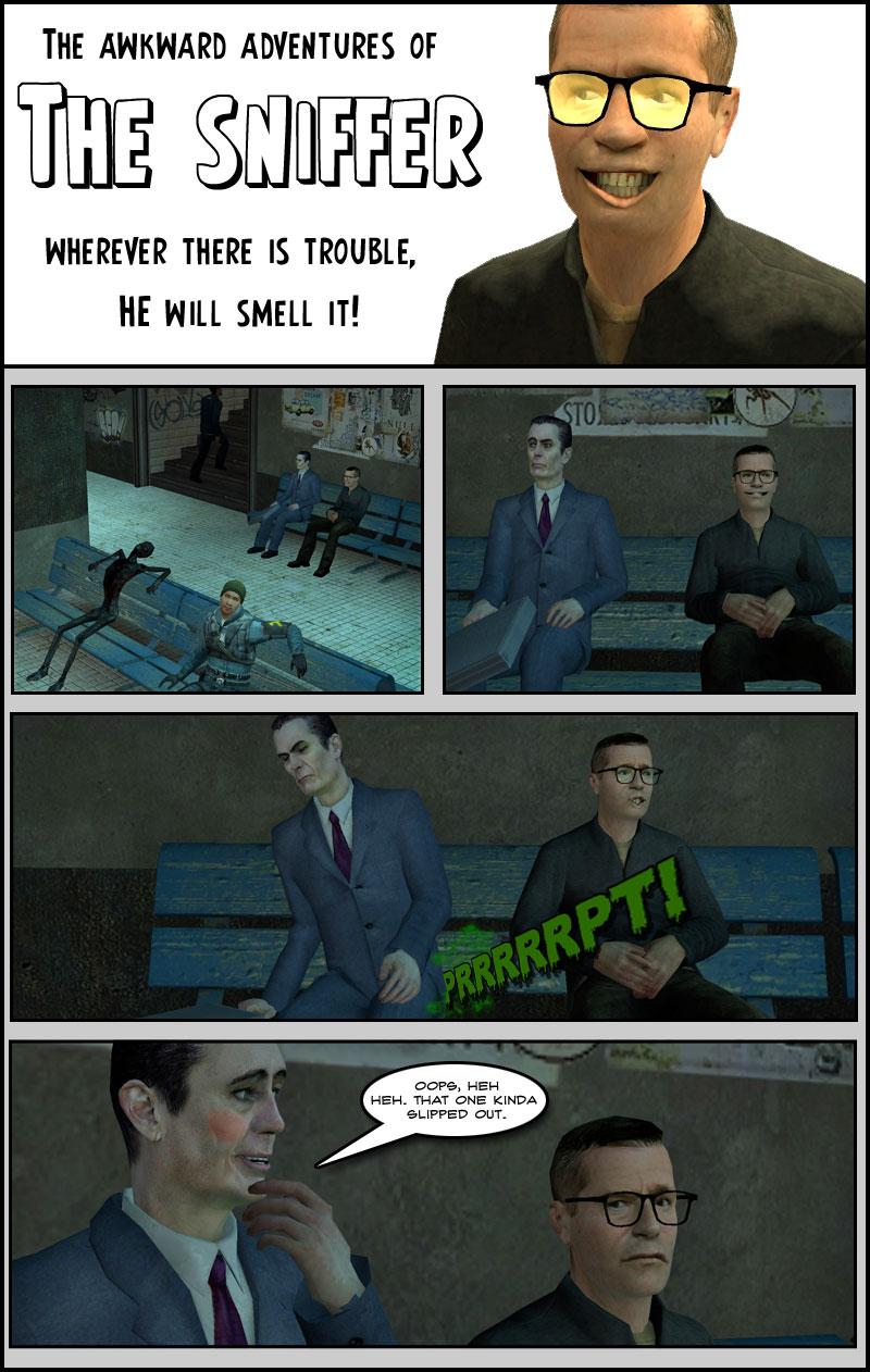 The Sniffer 2 Part 1