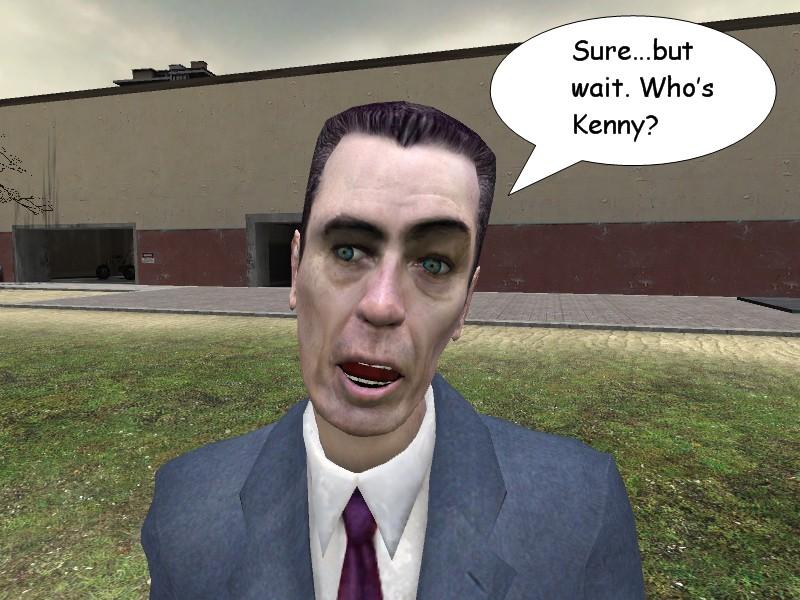 """""""Kenny"""