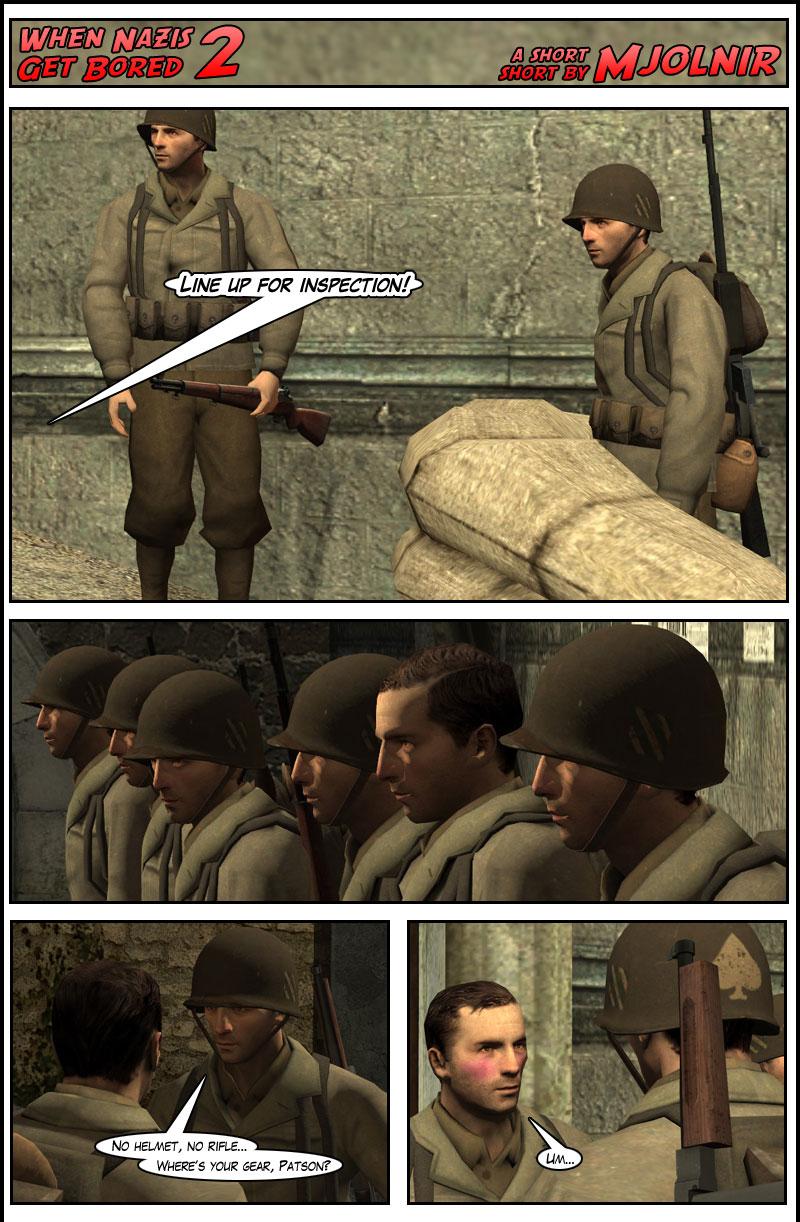 When Nazis Get Bored 2 Part 1