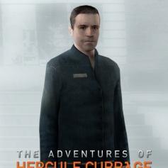 The Adventures of Hercule Cubbage Poster -Emil