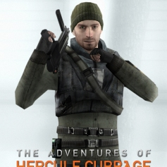 The Adventures of Hercule Cubbage Poster - Kyle