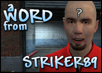 A Word From Striker89