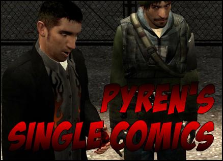 Pyren's Single Comics
