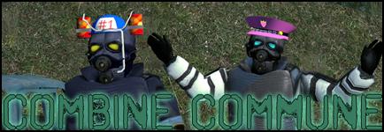 Combine Commune Banner