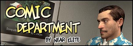 Comic Department