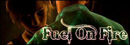 Fuel On Fire Banner