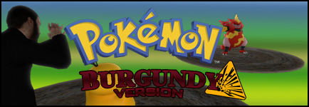 Pokémon Burgundy Version