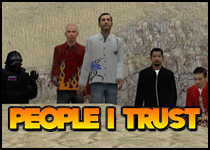 About - People I Trust