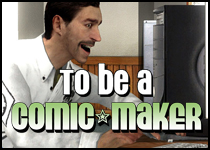 About - To be a Comic Maker (Remake)
